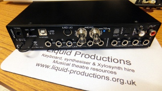Fireface UC audio interface
